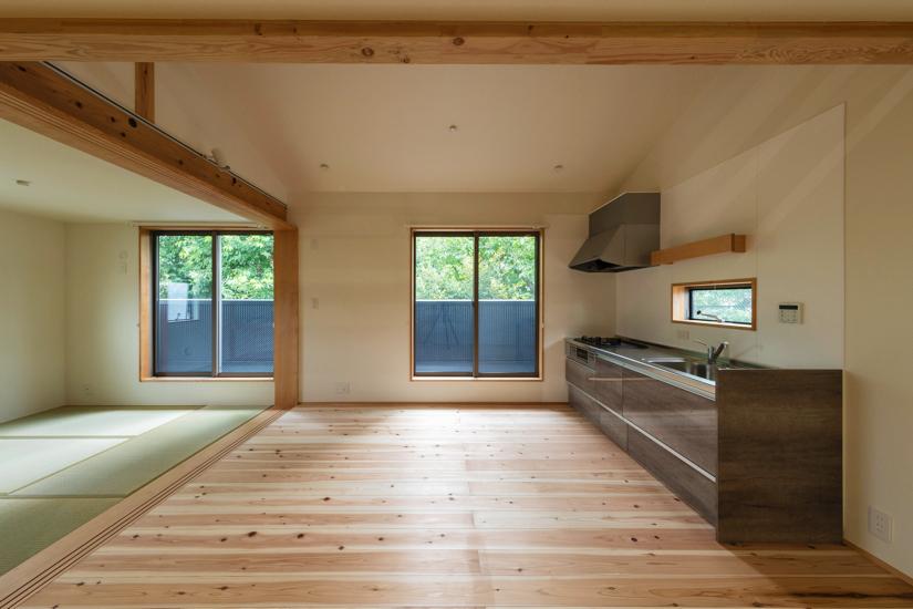 桜木の家 事例 二世帯住宅
