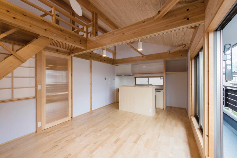 まちみやまの家 岡庭建設6