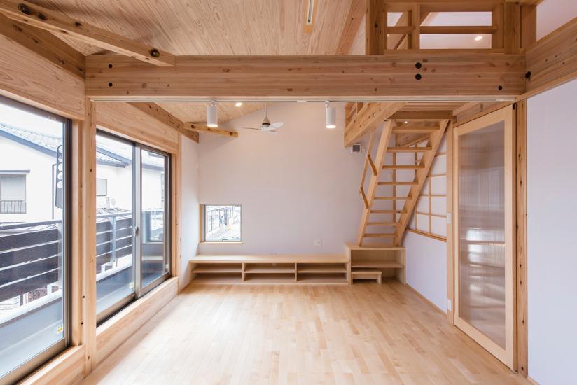 まちみやまの家 岡庭建設8