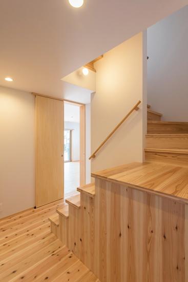 施工事例 二世帯住宅