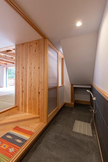 小上がりの家 施工事例 岡庭建設3