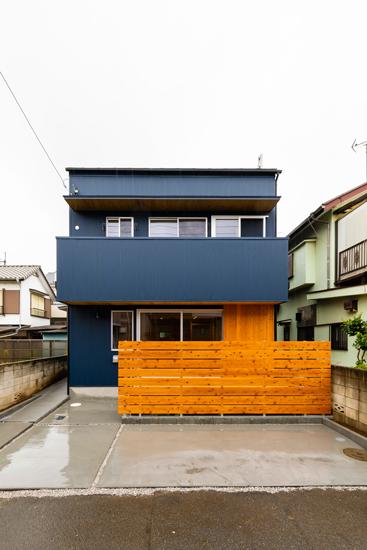 正方の家 施工事例 西東京市 外観