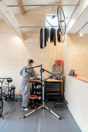 10西東京市の自転車屋さん ひばりサイクル