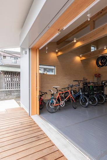 12 自転車屋さん ひばりサイクル
