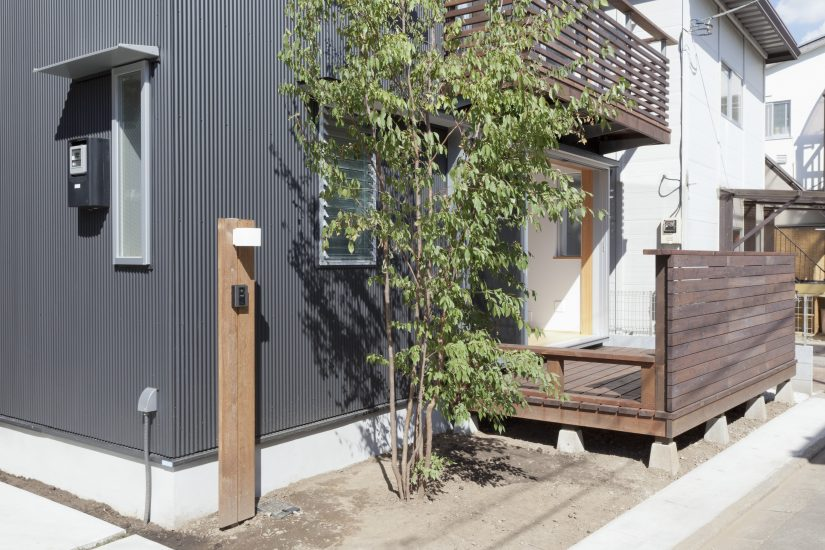木箱の家・鷺ノ宮2