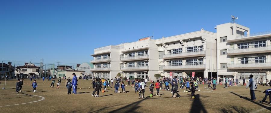 地域イベント 名波浩サッカー教室