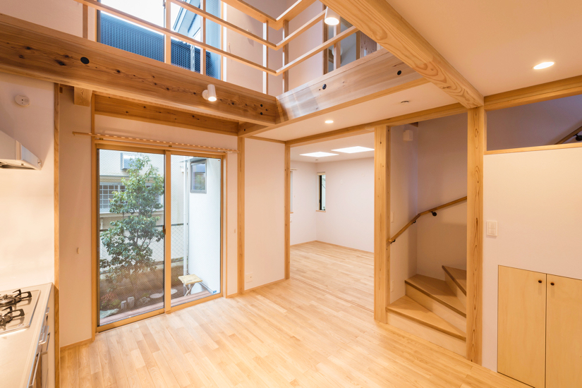 ひとつめの家 岡庭建設2
