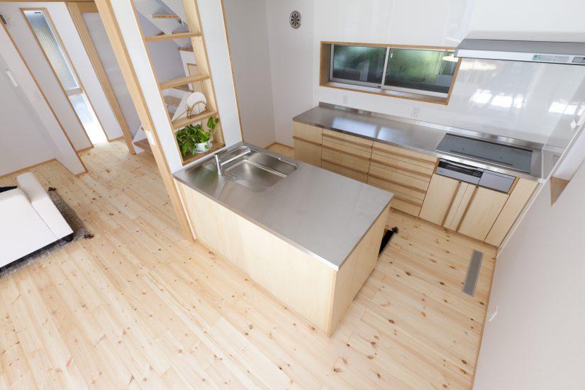 木箱の家・鷺ノ宮4