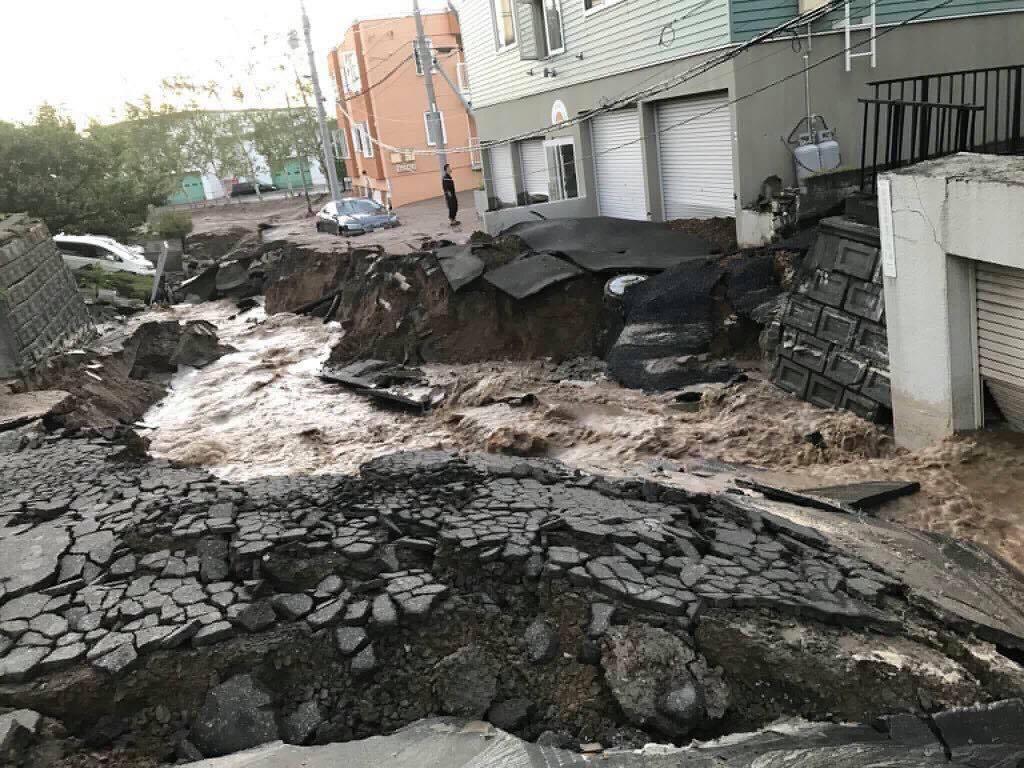 2018.09.07北海道胆振東部地震