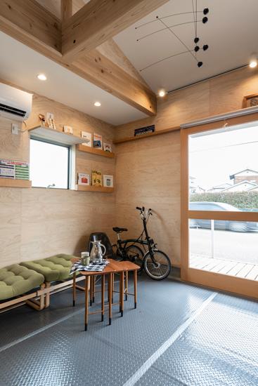 5西東京市の自転車屋さん ひばりサイクル