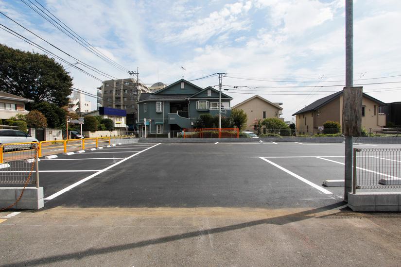 田無駐車場2