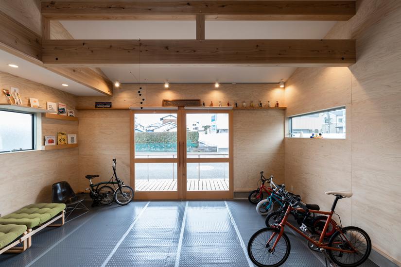 6西東京市の自転車屋さん ひばりサイクル