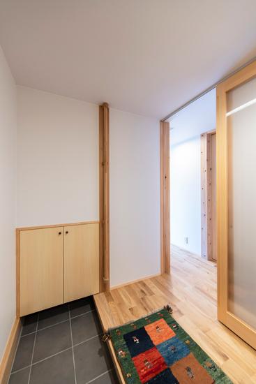 3施工事例 練馬区 注文住宅 自然素材の家