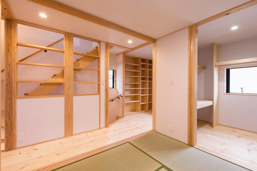 ひとつめの家 岡庭建設7
