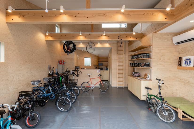 7西東京市の自転車屋さん ひばりサイクル