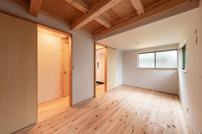 岡庭建設施工事例3 居室