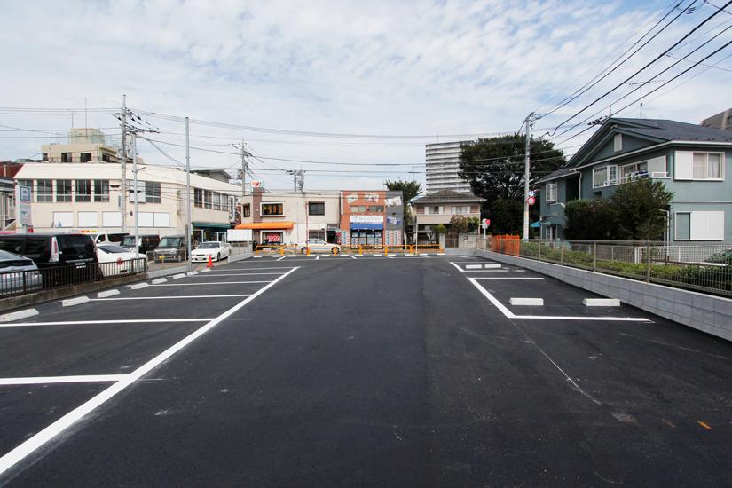 田無駐車場5