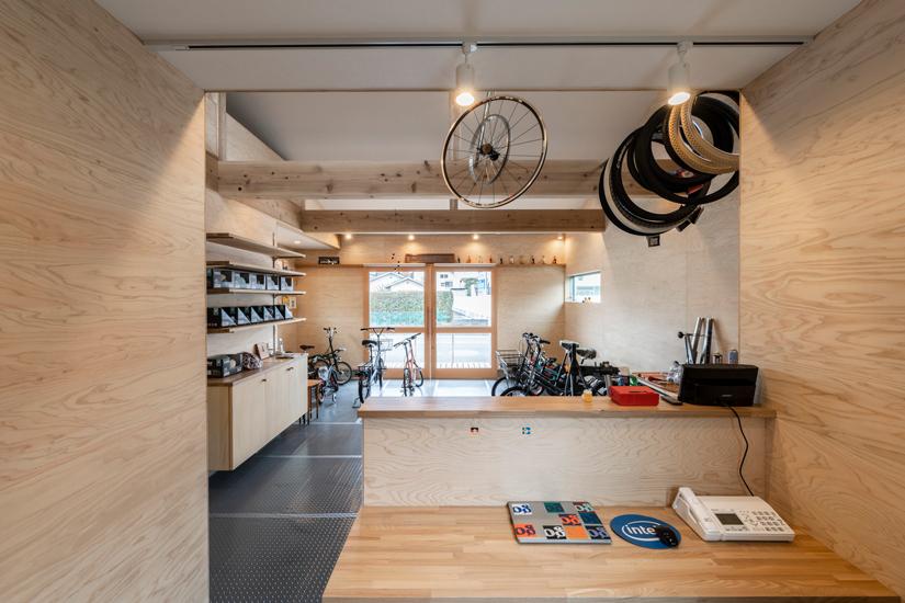 8西東京市の自転車屋さん ひばりサイクル