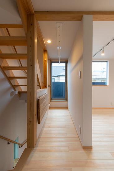 正方の家 施工事例 西東京市 カウンター 収納式