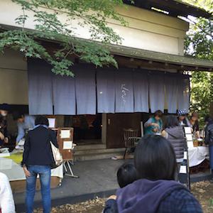 地域イベント くいしんぼのさんぽ市3