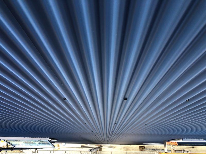 ガルバリウム鋼板|丸波