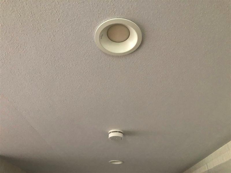 住宅用火災警報器の取付位置