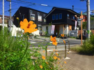 太陽熱 東京都西東京市