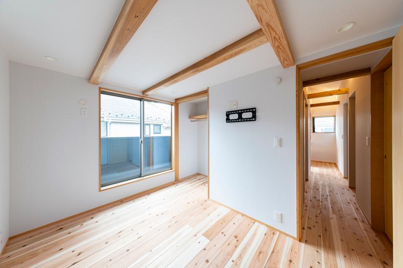 小上がりの家 施工事例 岡庭建設10