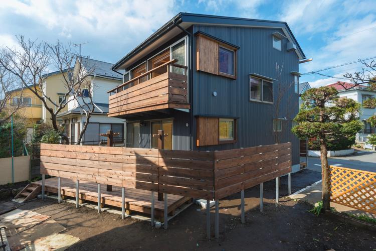五つ葉の家 岡庭建設