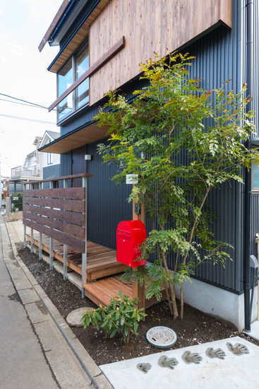 五つ葉の家 岡庭建設6